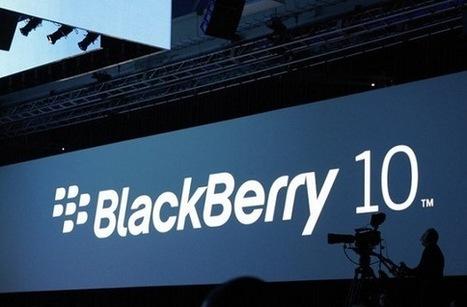 Blackberry anuncia de forma oficial el Blackberry 10.2 - eju.tv | Celulares de alta gama | Scoop.it