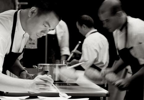 Deux étoiles Michelin pour le restaurant André du chef André Chiang à Singapour. | MILLESIMES 62 : blog de Sandrine et Stéphane SAVORGNAN | Scoop.it