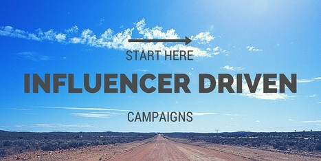 How to Start an Influencer Campaign | News from the market | Scoop.it