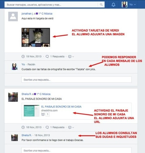 Edmodo, mi salvavidas educativo | EDUDIARI 2.0 DE jluisbloc | Scoop.it
