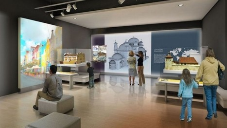 At Museum of the Jewish People, an iconic exhibit breaks new ground   Jewish Education Around the World   Scoop.it