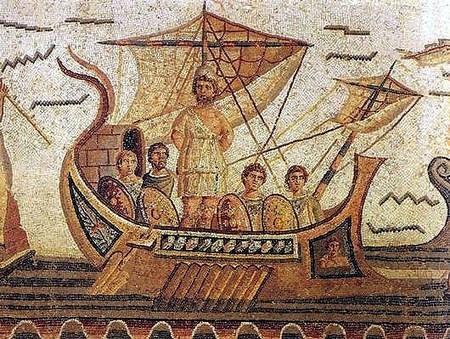 The Aeneid vs. The Odyssey | LVDVS CHIRONIS 3.0 | Scoop.it