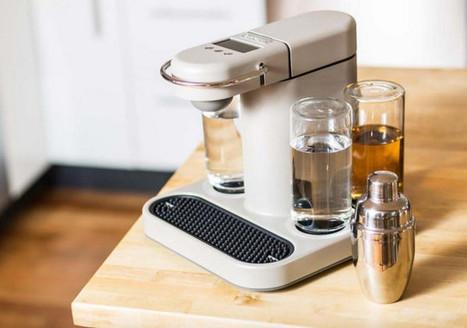 Le robot connecté Bartesian prépare vos cocktails façon-Nespresso | Actualité de l'E-COMMERCE et du M-COMMERCE | Scoop.it