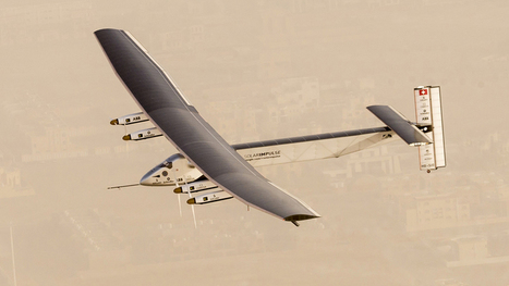 Solar-powered plane attempts Japan-Hawaii flight - Fox News | CLOVER ENTERPRISES ''THE ENTERTAINMENT OF CHOICE'' | Scoop.it