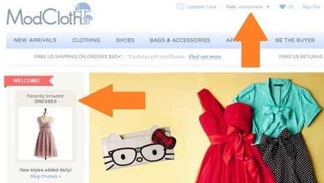 How to Design an Ecommerce Website Experience Your Shoppers Adore | Online Relations & Community management | Scoop.it