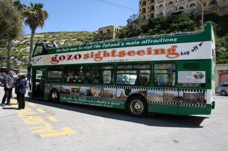 Gozo Sightseeing - OPEN BUS TOUR and the Famous Blue Lagoon | Great Malta | Scoop.it