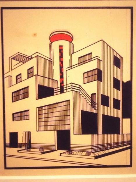 Twitter / RDechelette: #Malet-Stevens #Atelier de ... | Francisco Muzard Ureta | Scoop.it