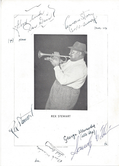 Rex Stewart in Europe (1947/1948) | Jazz Plus | Scoop.it