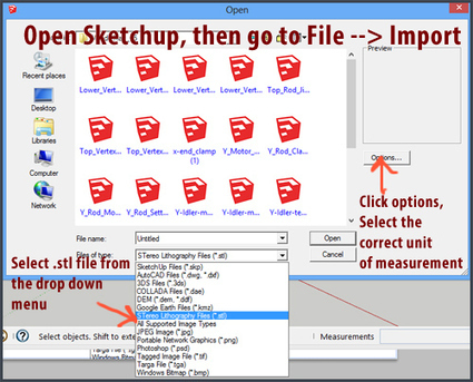 Most recognized 3D printing plugins for sketchup, 3D Printing Plugins for Sketchup | 3d information 2013 | Scoop.it