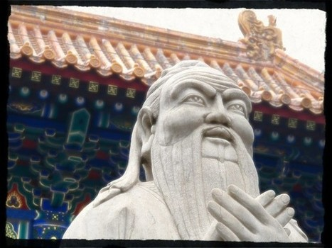 Soft Power, Chinese-Style: Can Ancient Philosophy Help China Rule The World? | Ancient Cities | Scoop.it