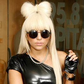 Lady Gaga Hair Style | Tattos home design hairstyle | Scoop.it