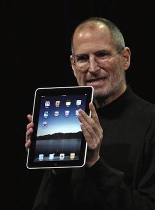 L'iPad domine outrageusement le marché des tablettes - MemoClic | L'édition numérique pour les pros | Scoop.it