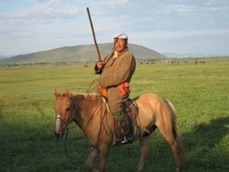 Climate and Conquest: How Did Genghis Khan Rise? | History | Scoop.it