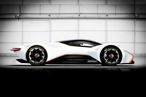 Aston Martin AM-RB 001 hypercar due today | Autocar | Heron | Scoop.it