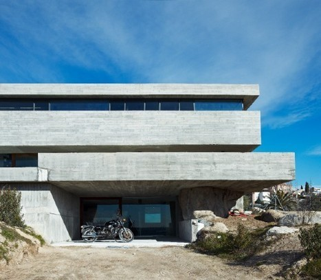 Pitch's House by Iñaqui Carnicero | sustainable architecture | Scoop.it