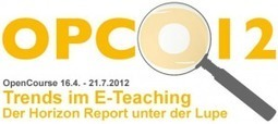 "MOOC – HSW Learning-Blog: VOLKMARL fragt sich:  ist der Titel ein neuer Trend, eine Art ""Backshift: from Learning to Teaching""? #opco12 