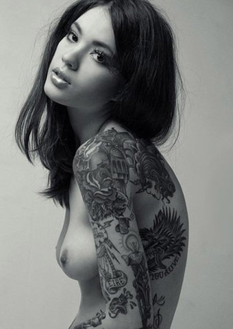 Tattoo'd Lady | Life, The Universe & Everything.... | Scoop.it