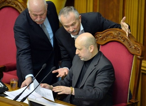Ukraine: Timoschenko-Partei sichert sich die Macht | Curation Startups | Scoop.it