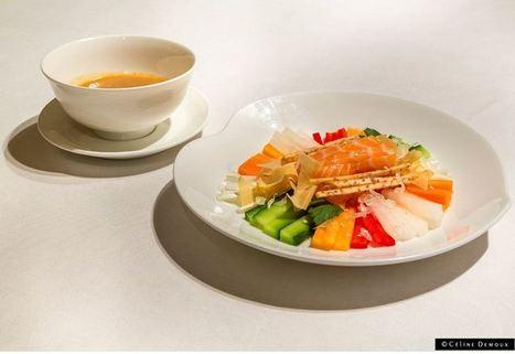 Le Shang Palace au Shangri-La Paris: dim-sum, mais pas que! - Silencio | Gastronomie Française 2.0 | Scoop.it