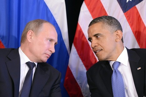 G8 Syria Talks: West Rebukes Putin Over Assad Support - Huffington Post | Syria Will be Free | Scoop.it
