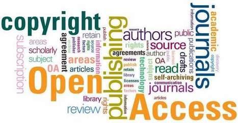Actualité : Publication scientifique : vers l'open access institutionnel ? - Pour la Science | Agriculture- Environnement | Scoop.it