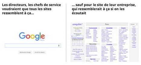 Site web : en finir avec votre page d'accueil repoussoir ? - Choblab   SEO et visibilité web   Scoop.it