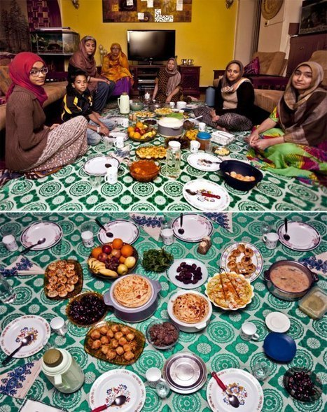 Religion - Photos: How Muslim Families Around the World Break the Ramadan Fast | GHS Cultural Geography | Scoop.it