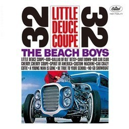 50 Years Ago: The Beach Boys Release 'Little Deuce Coupe' - Ultimate Classic Rock | Headphones I dream of | Scoop.it