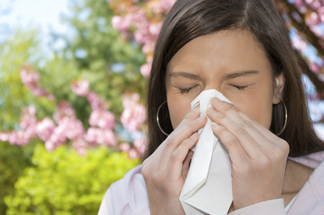 5 surprising ways to deal with spring allergies - The Boston Globe | Beat Allergic Rhinitis and Allergies Naturally | Scoop.it