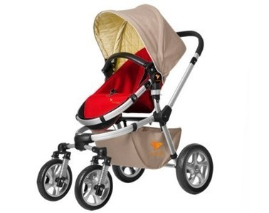 They aren't dads yet but Rozibaby founders are pushing forward with their prams - StartupSmart | prams | Scoop.it