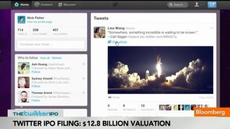 What Twitter Needs to Do to Remain Successful - Bloomberg | Awsome chick | Scoop.it