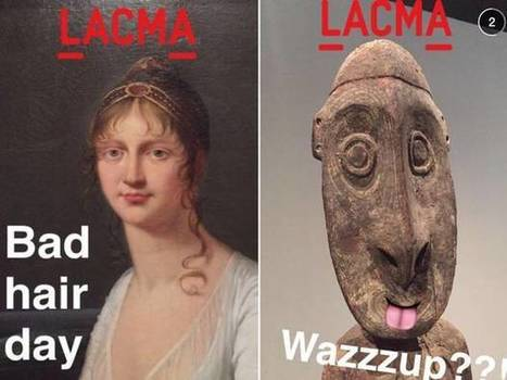 A museum is turning classic artworks into memes | Museums and emerging technologies | Scoop.it