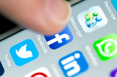 Why academics should make time for social media | The 21st Century | Scoop.it