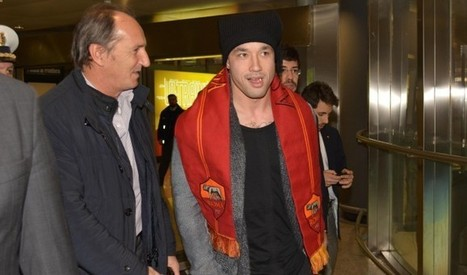 Nainggolan è diventato un giocatore della AS Roma   notawebsite01   Scoop.it