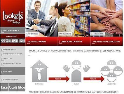 Tookets, monnaie solidaire   Tookets, Business Social et coopératif   Scoop.it