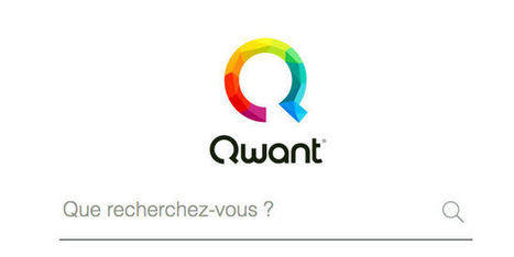Qwant, le petit moteur de recherche anonyme qui monte | Fresh from Edge Communication | Scoop.it