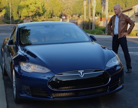 Locked Out Of My Tesla, Well Past Midnight, Southside Of L.A. - Forbes | Nerd Vittles Daily Dump | Scoop.it
