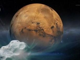 Une comète pour Curiosity en 2014 | Ciel et Espace | About Curiosity... | Scoop.it