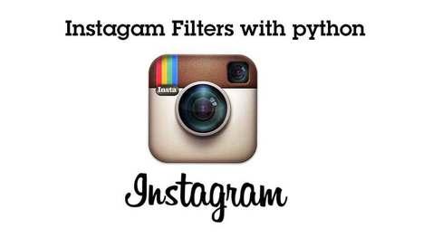 Instagram Filters with Python | Pypix | Python-es | Scoop.it