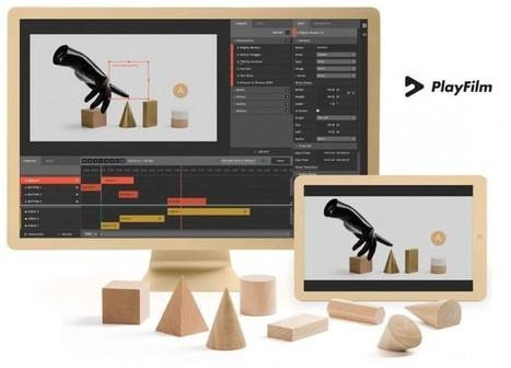 PlayFilm | La tecnología más avanzada para crear Vídeo Interactivo | Fotografía, Video y Música | Scoop.it