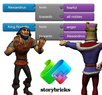 Storybricks | Create: 2.0 Tools... and ESL | Scoop.it
