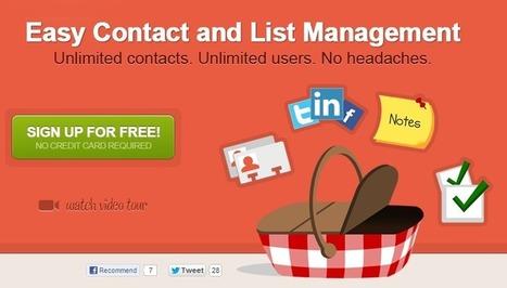 freeware licence logiciel gratuit: Logiciel gratuit Picnic 2012 CRM en ligne Licence gratuite - CRM pour TPE | La relation entre l'entreprise et ses clients | Scoop.it