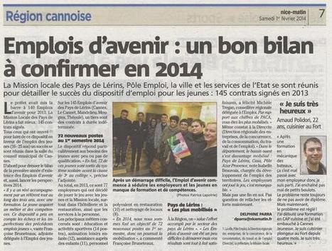 Tweet from @MLcannes | Emplois d'avenir en PACA | Scoop.it