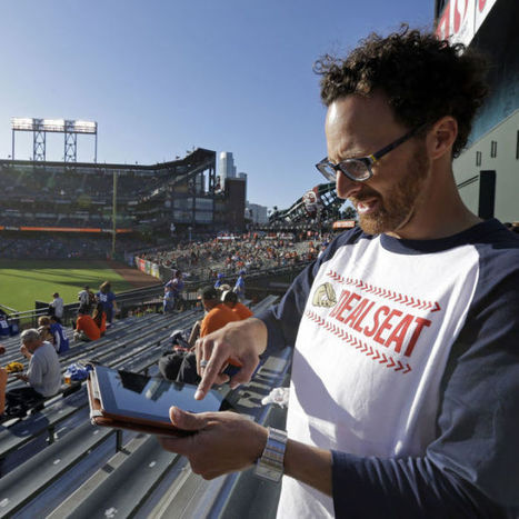 IdealSeat tracks best foul ball spots for fans - nwitimes.com | Open Innovation and Business Intelligence | Scoop.it