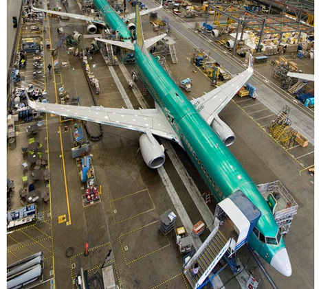 Numbers Game | Boeing Commercial Airplanes | Scoop.it
