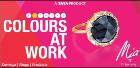 Buy Mia Finger Ring Online At Best Price In India : Titan | Online Shopping Goods | Scoop.it
