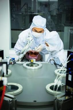 Novel bio-inspired method to grow high-quality graphene for high-end electronic devices | nmn | Scoop.it