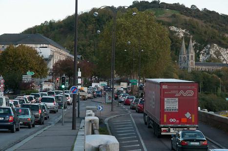 Polémique. Le retour des camions à Rouen | Ouï dire | Scoop.it