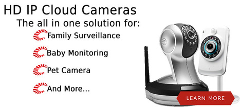 Ensure Better Security With Modern Day Wireless Security Cameras | allenleigh | Scoop.it
