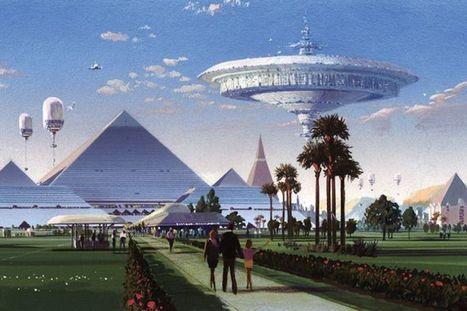 J.J Abrams s'inspire de l'univers créé par Ralph McQuarrie   Star Wars: épisode 7   Scoop.it